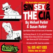 Sin Sex and the CIA