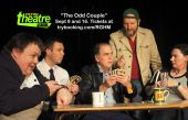 Websize PTGs The Odd Couple comedy performs Sept 9th and 16th