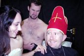 Edmund caught by the Bishop in Sin with Molly 2