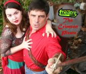 2016 The Crimson Pirate with Eva Bartok and Burt Lancaster