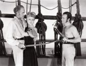 Stevens Lansbury and Knowles in the 1952 Mutiny