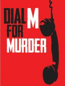 2017 Aug PlayReading Dial M for Murder Poster