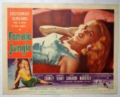 Female Jungle1956 Poster 2